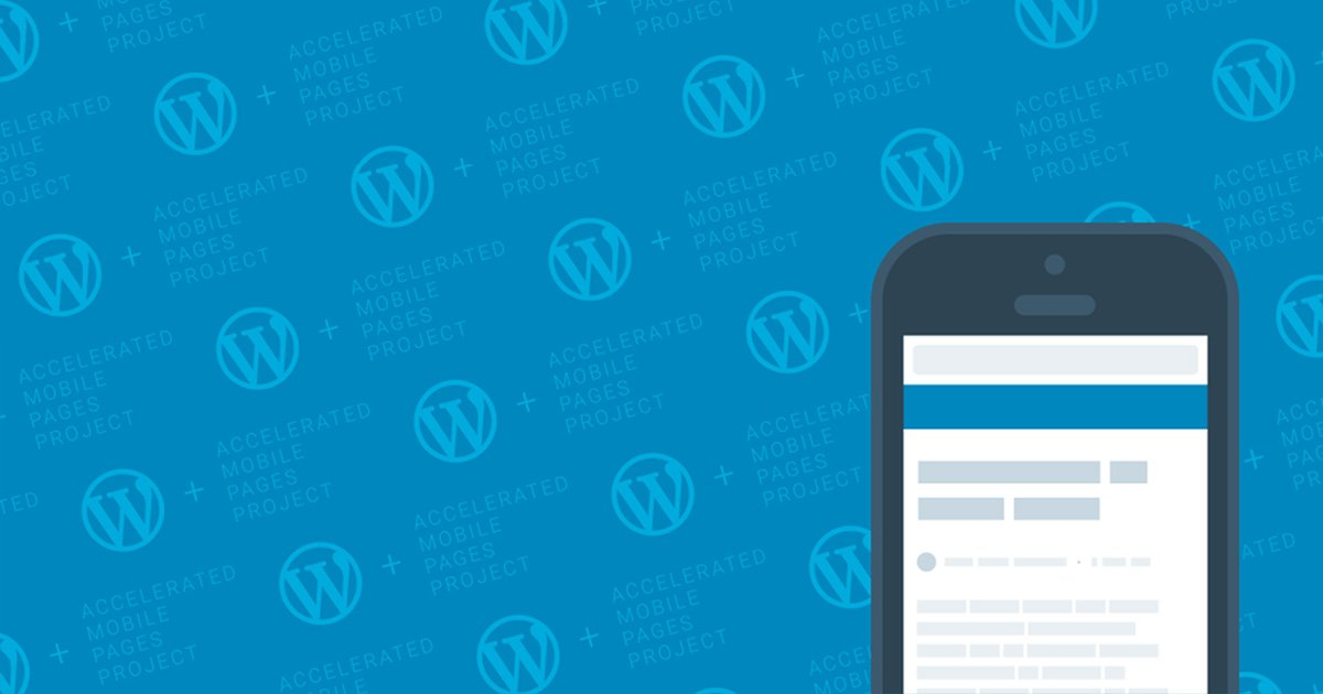 AMP for WordPress Now Supports Pages