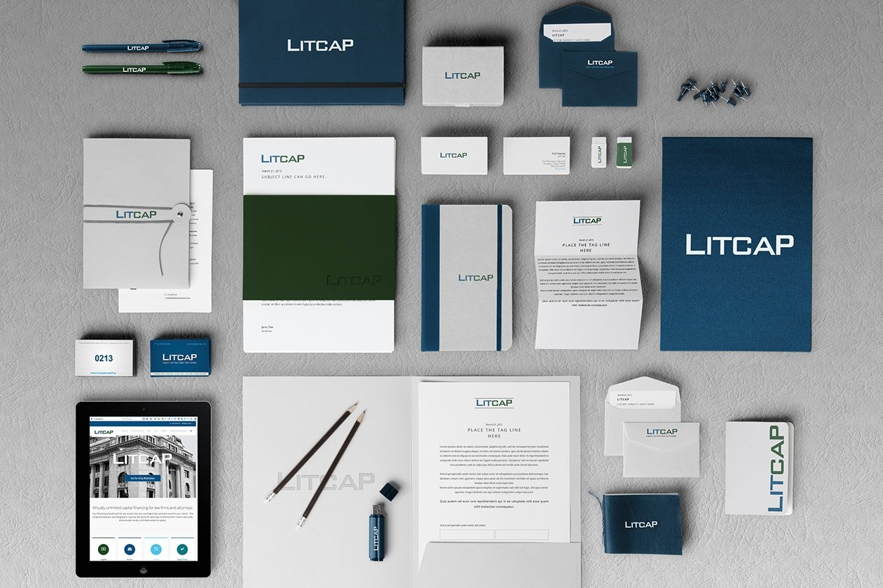 LitCap Brand Standards and Collateral